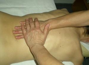 Breussova masáž 2